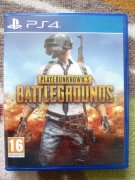 Hra na PS4 PlayerUnknown´s Battlegrounds