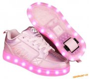 Heelys - Premium 2 Lo Light Pink Hologram