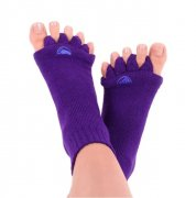 ADJUSTAČNÍ PONOŽKY HAPPY FEET PURPLE 35-38