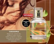 Novinka! COLLECTIONS CARAMAPPLE EDT 50ml