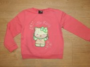 MIKINA GEORGE HELLO KITTY Vel. 5/6 let