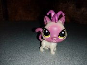LPS - Littlest Pet Shop - kočička s korunkou