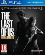 Hra na Playstation,PS4 The last of us remastered