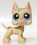 LITTLEST PET SHOP doga LPS mini decor ORIGINÁL