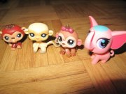 little pet shop figurky LPS