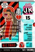 L.O.L. Surprise! Just Kicks M.C. Swag Fashion Doll