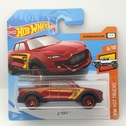 Hot Wheels angličák 2-Tuff, Hot Trucks 6/10