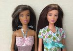 Barbie - Christie,  Kayla/Lea