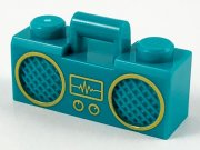 LEGO® KLASIK CITY RADIO