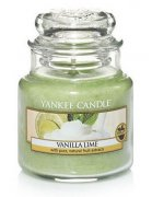 Yankee Candle Classic malá Vanilla Lime 104 g